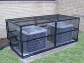 Air Conditioner Cage-1