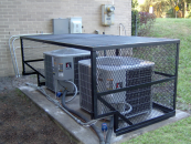 Air Conditioner Cage-3