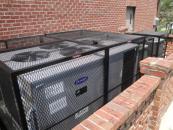 Air Conditioner Cage-4