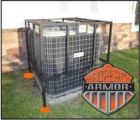 Place the AC Cage over the AC Unit to check measurement