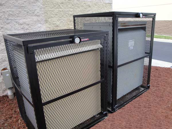Pro Series Slammer AC Cage