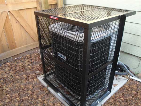 Pro Series Rigid AC Cage